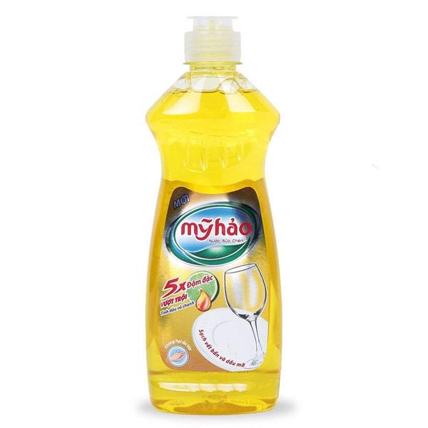 lemon dish detergent fleas