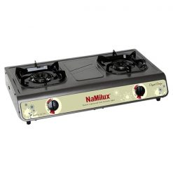 Double gas oven range cookers