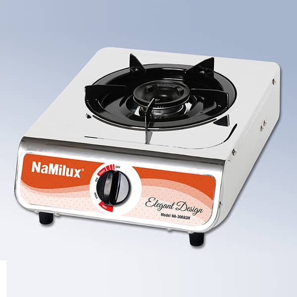 bush ag66t single gas cooker – anthracite