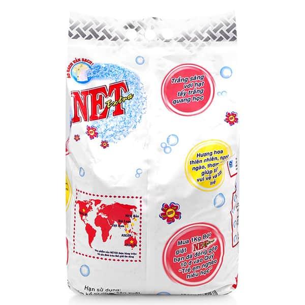 powder laundry detergent as carpet fresh