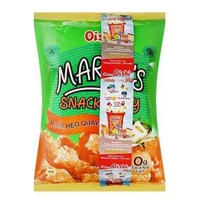 Oishi pea snack