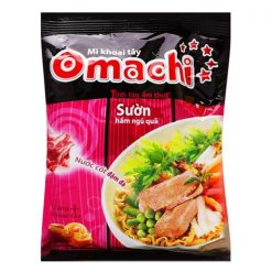 Omachi Pork Ribs Flavor