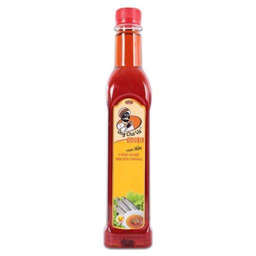 Ong Cha Va Gold Fish Sauce