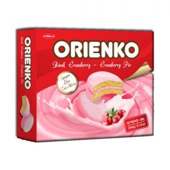 Orienko Cranberry Pie