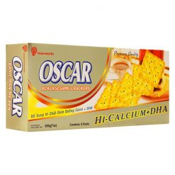 Oscar Blacksesame Crackers vietnam