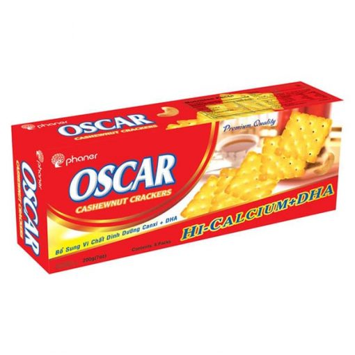 Oscar Cashewnut Crackers vietnam wholesale