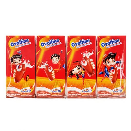 Ovaltine chocolate add milk