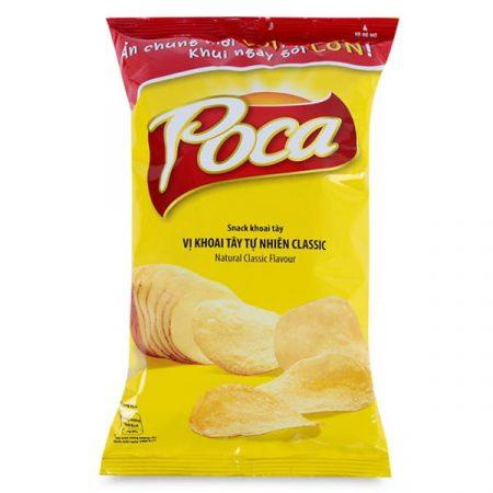 Poca Natural Classic Flavour Snack