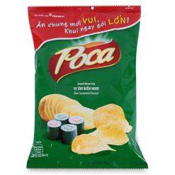 Poca Nori Seaweed Flavour Snack vietnam wholesale