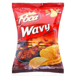 Poca Wavy Manhattan Flavour Snack