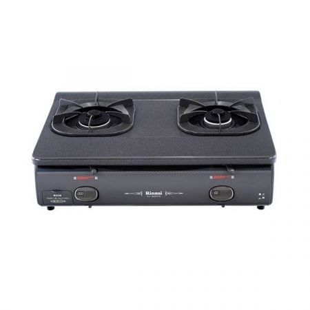 Gas cooker built in