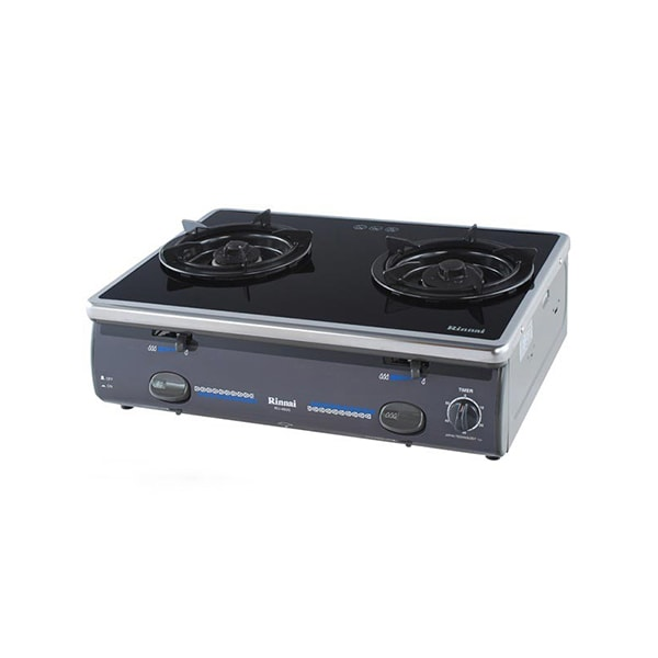 installing a gas cooker
