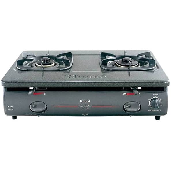 8 ring gas range cooker
