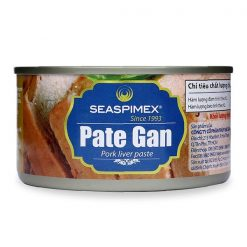 Fish canned food