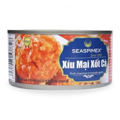 Canned fish factory