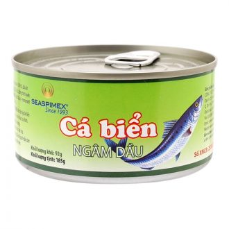 Canned pork broth