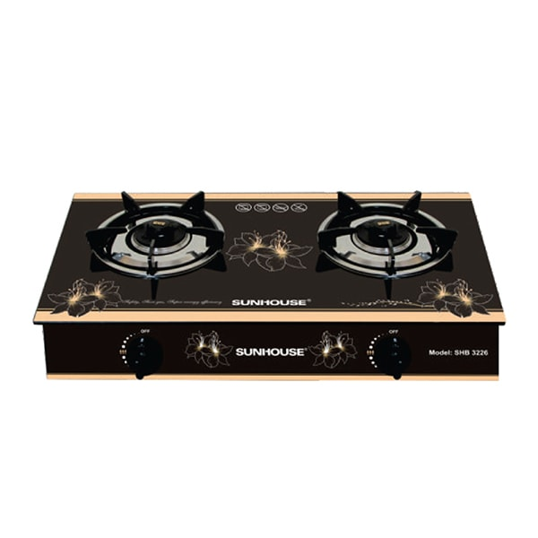 belling 8 ring gas cooker