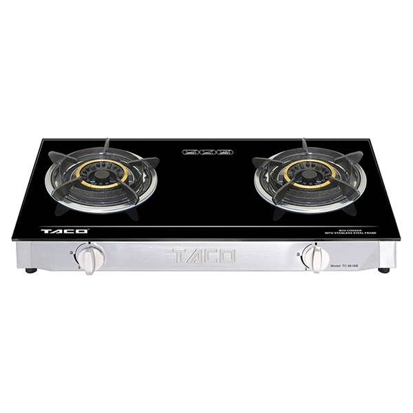 hotpoint hug61x double gas cooker