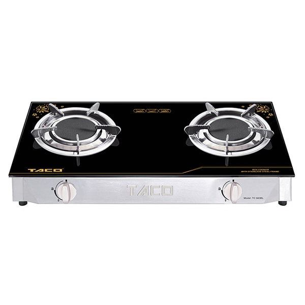 what is a double gas cooker