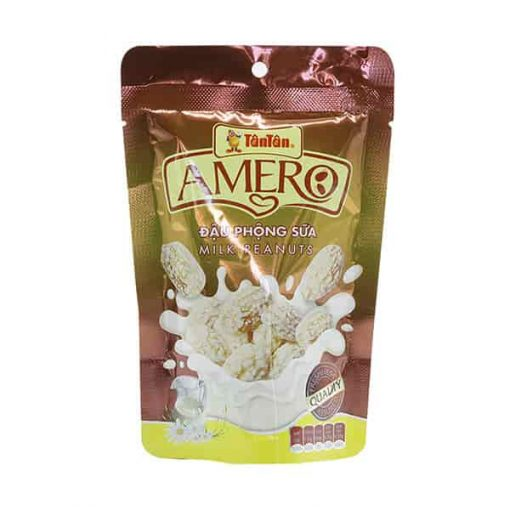 Tan Tan Amero Milk Peanuts