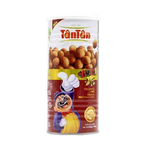 Tan Tan Peanuts With Coffee