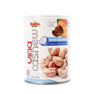 Tan Tan Cashews Nut With Coconut Milk