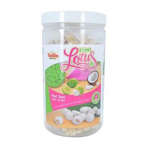Tan Tan Lotus Seed With Coconut