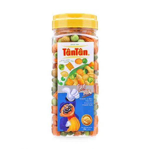 Tan Tan Snacks And Mixed Nuts