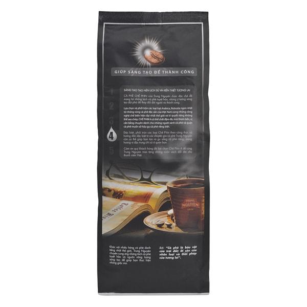 trung nguyen coffee bui vien