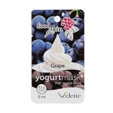 Fresh fruit facial mask