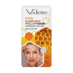 Facial wash with vitamin c