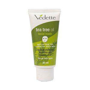 Vedette Tea Tree Oil Mask 80ML