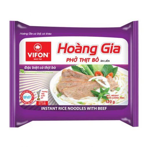Vifon Hoang Gia Pho With Beef