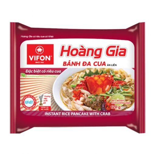 Vifon Hoang Gia With Crab