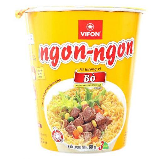 Vifon Hoang Gia With Beef