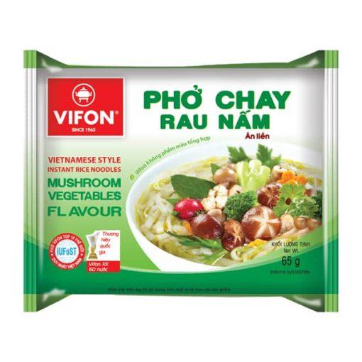 Vifon Pho Mushroom Vegetable Flavour