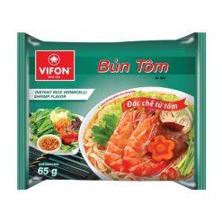Vifon With Crab Soup