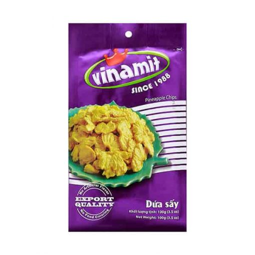Vinamit Pineapple Chips vietnam wholesale