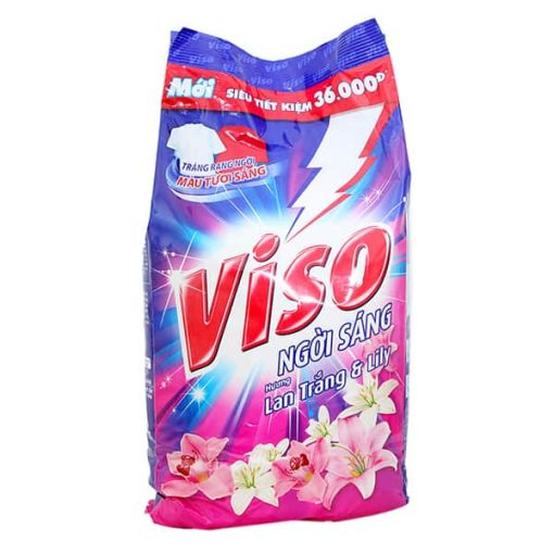 Viso Lily And White Orchid Powder Laundry Detergent