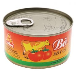 Canned food types