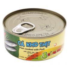 Vissan Vegetarian Canned