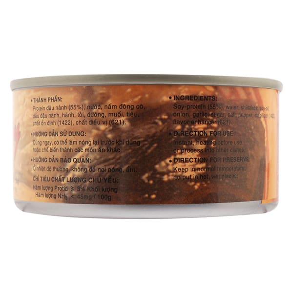 canned pork bee hoon