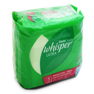 Whisper ultra night extra heavy flow