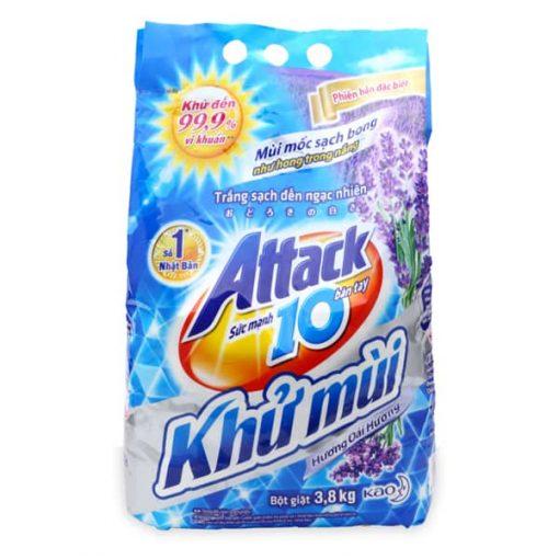 Powder laundry detergent recipe