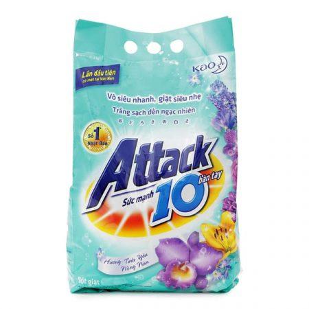 Attack Fresh Day Powder Laundry Detergent
