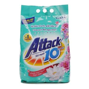 Attack Sweet Happiness Powder Laundry Detergent