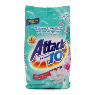 Attack Passionate Love Powder Laundry Detergent