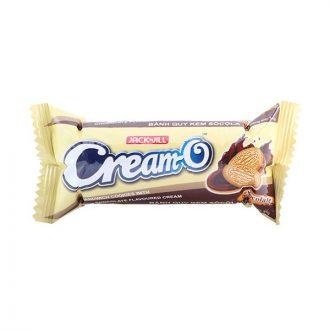 Cream cookies