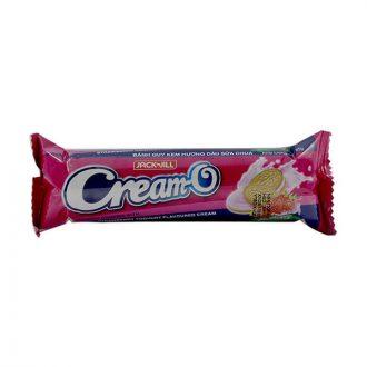 Cream o chocolate coated