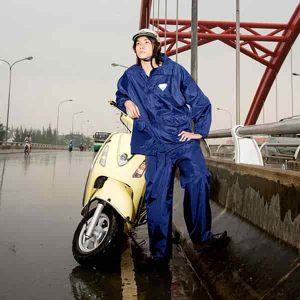 Raincoat for ladies